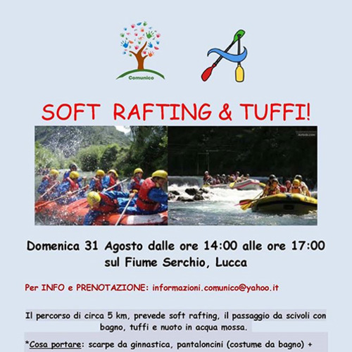 Soft Rufting & tuffi